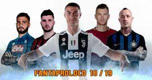 FANTAPROLOCO 2018/2019