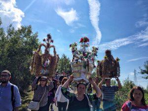 Le Gregne rendono omaggio alla Madonna del Sirino