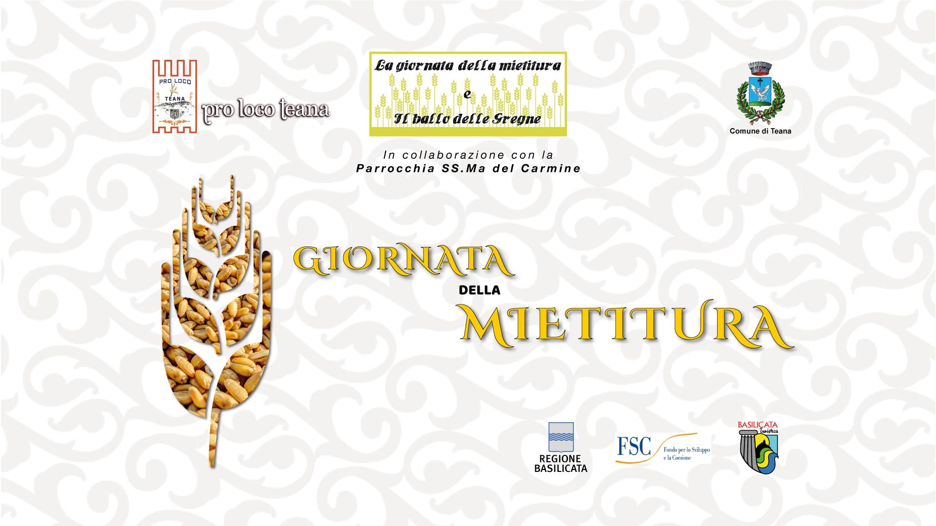 You are currently viewing La Giornata della Mietitura e il Ballo delle Gregne – 14 Luglio 2019